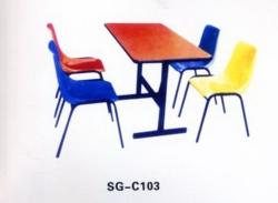 白城餐桌椅