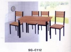 大连餐桌椅